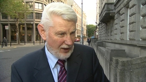 David Begg said the action is targeted at the European authorities