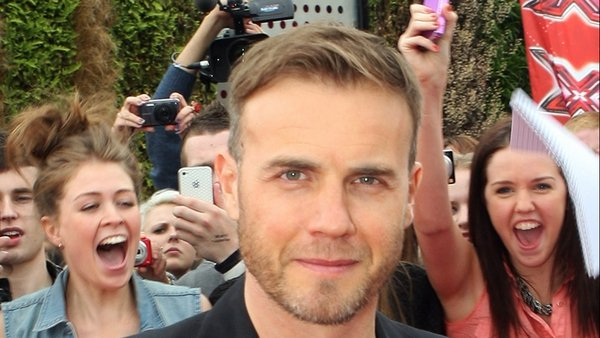Westlife are releasing a track itten by Gary Barlow