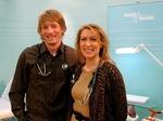 Dr. Mark Hamilton and Dr. Nina Byrnes