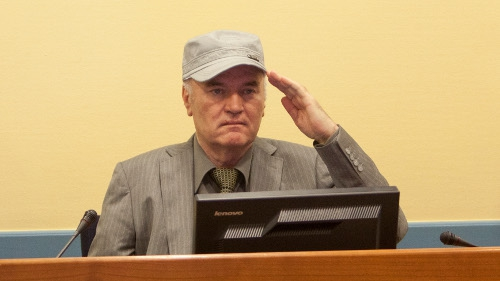 Prosecution wants Ratko Mladic's case broken into two separate trials
