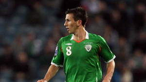 Liam Miller played 21 times for Ireland