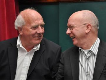 Episode 4: Peter Sheridan and Paul Hughes