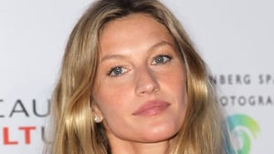 Brazil's most famous model is set to present the World Cup trophy