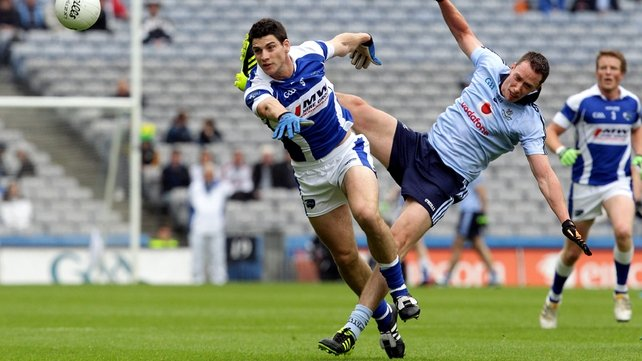Laois' Brendan Quigley now sets his sights on facing the reigning Connacht champions in early May
