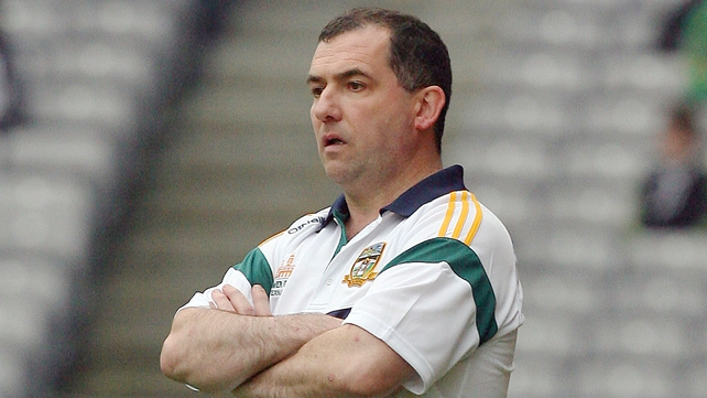 Seamus McEnaney has three major injury concerns for this Saturday's clash with Kildare