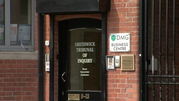 Smithwick Tribunal - First day of evidence