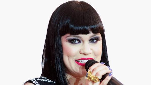 """Jessie J - """"When he's in the studio, he is in the studio"""""""