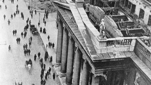 Association disappointed over Government's handling of commemoration plans
