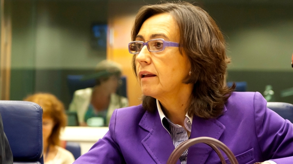 Rosa Aguilar - Compensation 'is not enough for Spain'