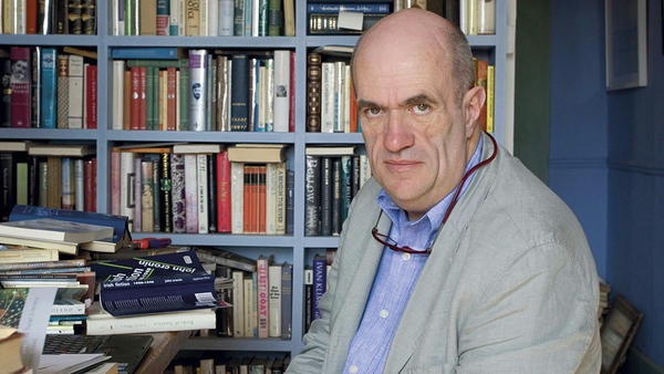 Tóibín - Shortlisted for his novel, The Testament of Mary