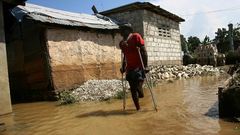 Twin storms threaten US as 12 killed in Haiti, D.Republic