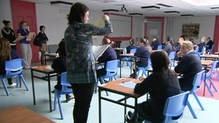 Nine News: State exams get under way