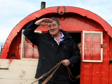 John Creedon and The Barrell Top Wagon