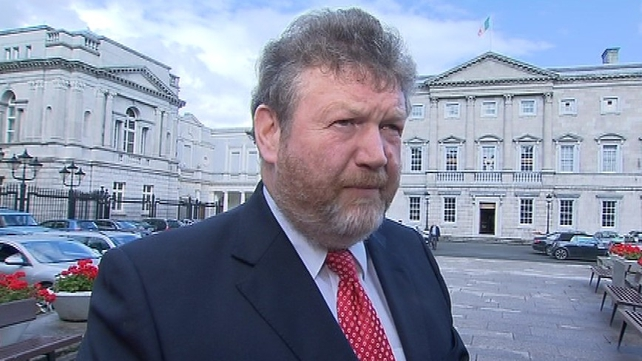 James Reilly felt the initial plan was too severe