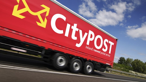 CityPOST - Group currently employs 188 staff in Ireland