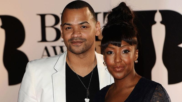 Angelica Bell and Michael Underwood are said to be over the moon