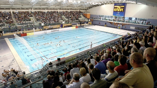 The National Aquatic Centre has succeeded in attracting Olympic teams from all over the world