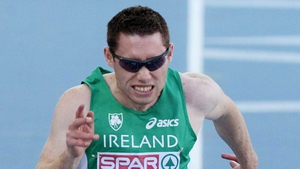 Jason Smyth has an action packed weekend ahead as he attempts to clock 10.18 to make the Olympic 100m standard