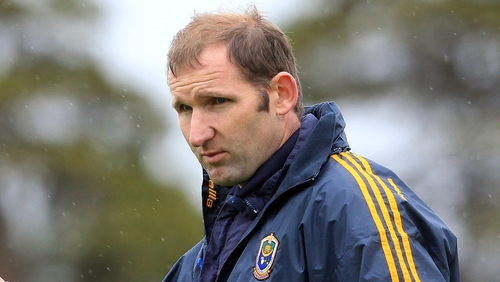 Fergal O'Donnell has left his role with Roscommon