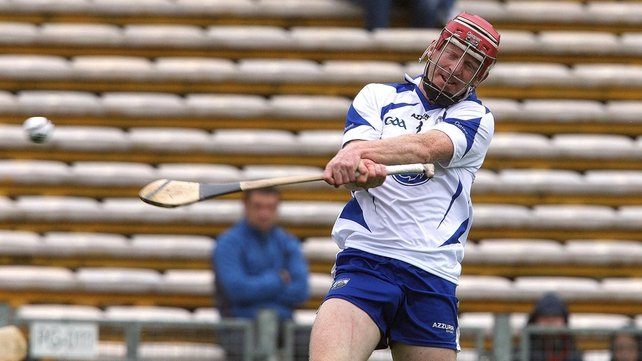 John Mullane's two goals proved crucial as Waterford qualified for the Munster final