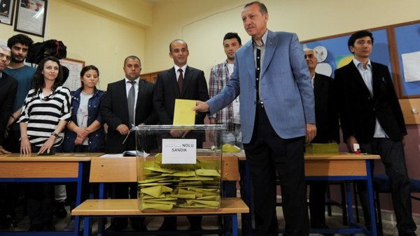 Tayyip Erdogan - AK Party set for another term