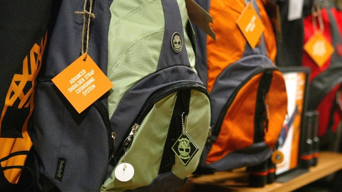 Timberland - VF deal to create clothing giant