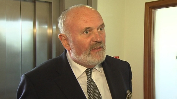 David Norris - Galway City Council claim vote against address a 'misunderstanding'