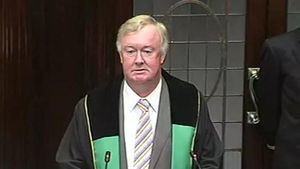 John O'Donoghue is a former minister and ceann comhairle