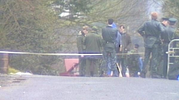 1989 - Two senior RUC men were murdered