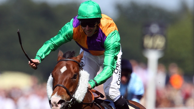 Jim Crowley is expected to remain in the plate as Prohibit bids for a second consecutive Group One win