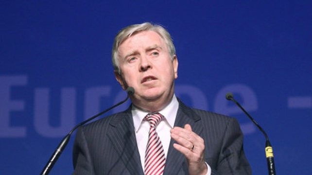 Pat Cox - Elected President of the European Parliament in 2002