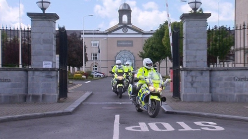 The committee heard there are five tax numbers for the Garda College in Templemore