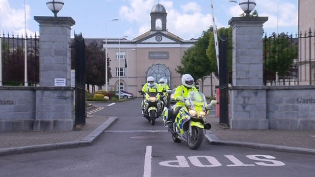 300 new gardaí are due to begin training at the Garda College this summer