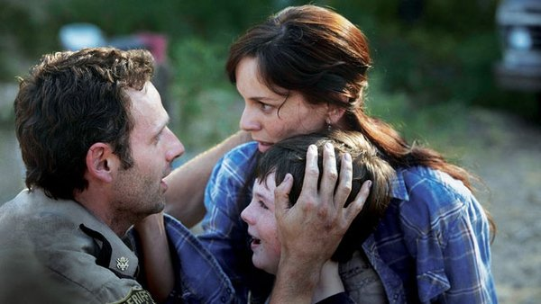 The Walking Dead - Setting US records on cable