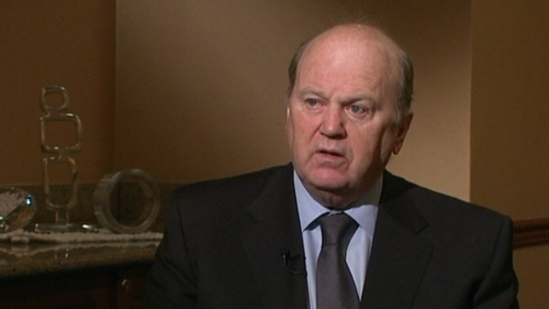 Michael Noonan - Senior Anglo bondholders will be targeted