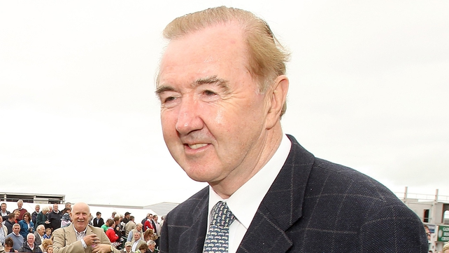 Along Came Casey won for Dermot Weld at Leopardstown