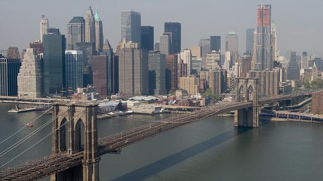 A break in New York?