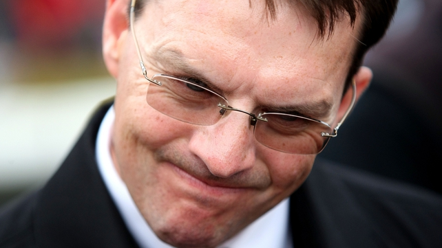 An investigation will take place into a fire at the home of Aidan O'Brien