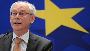 ''Patience with austerity is wearing understandably thin,'' says European Council President Herman Van Rompuy