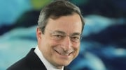 "Mr Draghi said the ECB is ready to use ""unconventional measures"" if necessary."
