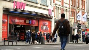 Canda's Sunrise Records will buy 100 HMV stores, but 27 unprofitable shops will close