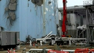 Fukushima - Cleanup operation began yesterday