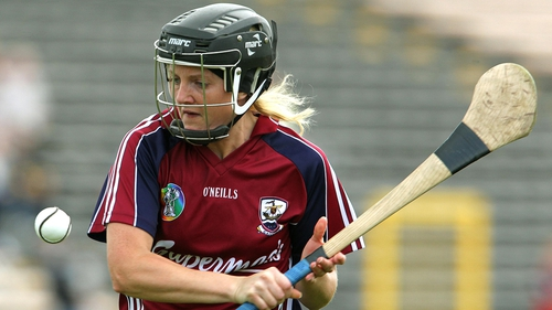 Veronica Curtin was on the scoresheet as Galway proved too strong for Dublin