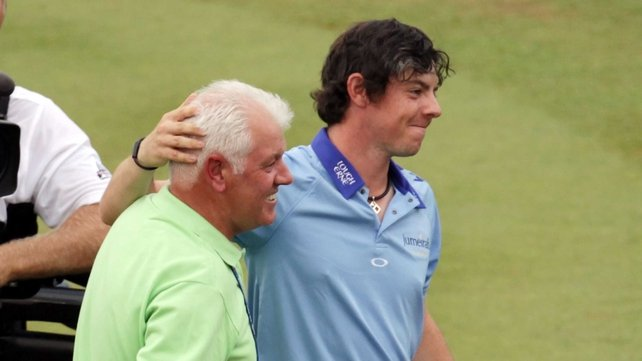 Rory McIlroy - Dedicated victory to his parents