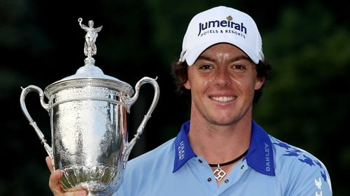 Rory McIlroy obliterated his rivals at Congressional in 2011