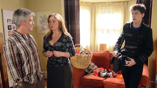 Has Philip (Gary Nolan) rumbled what's going ...