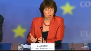 Iran sent a letter to EU foreign policy chief Catherine Ashton