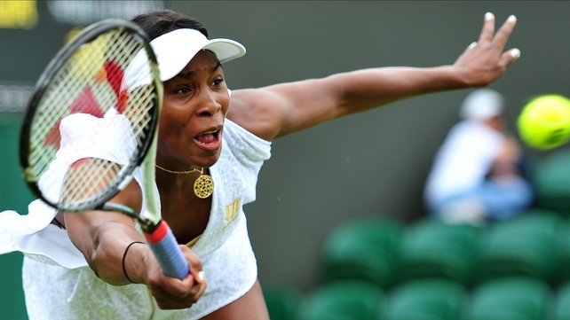 Venus Williams - Had to work hard to overcome Kimiko Date-Krumm