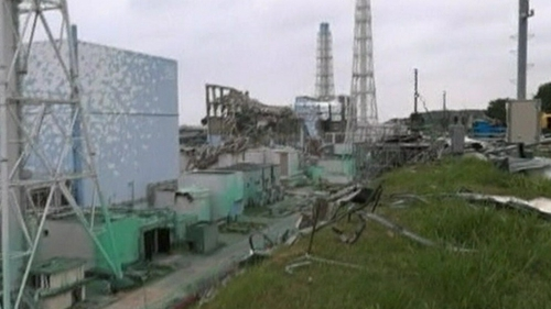 Fukushima - Radioactive material is still leaking from the plant