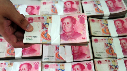 China's GDP growth slows to 27-year low